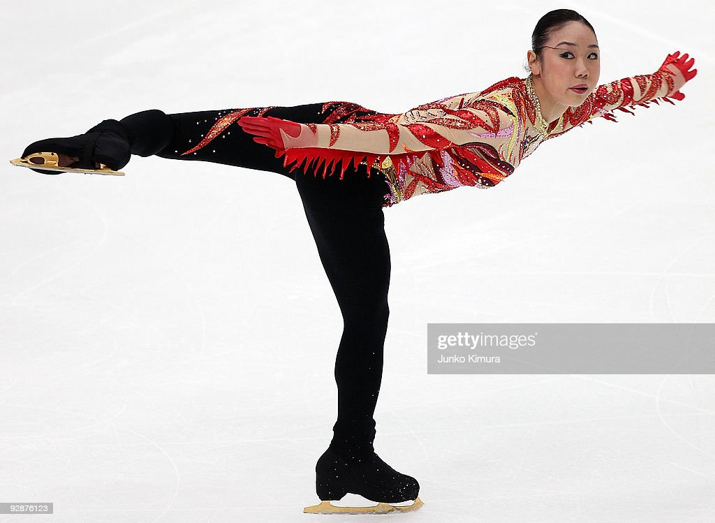 NHK Trophy - Day 2 : News Photo