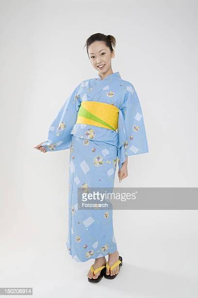 Yukata woman