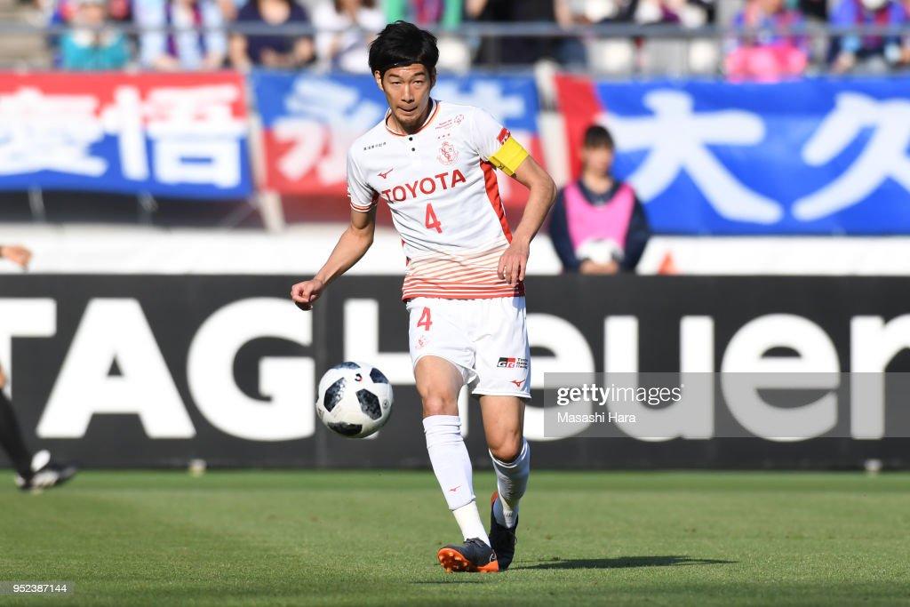 FC Tokyo v Nagoya Grampus - J.League J1 : News Photo