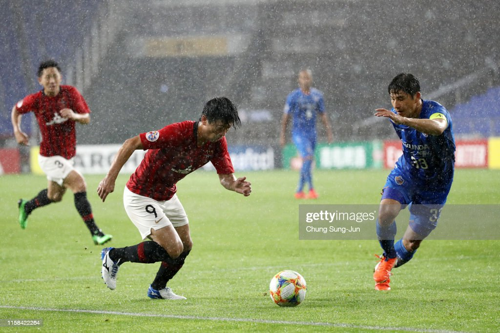 Ulsan Hyundai v Urawa Red Diamonds - AFC Champions League Round of 16 2nd Leg : ニュース写真