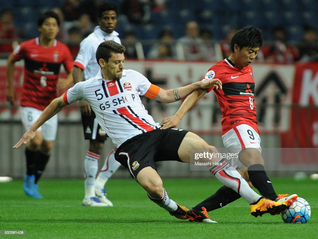 Urawa Red Diamonds v FC Seoul - AFC Champions League Round of 16 First Leg : ニュース写真
