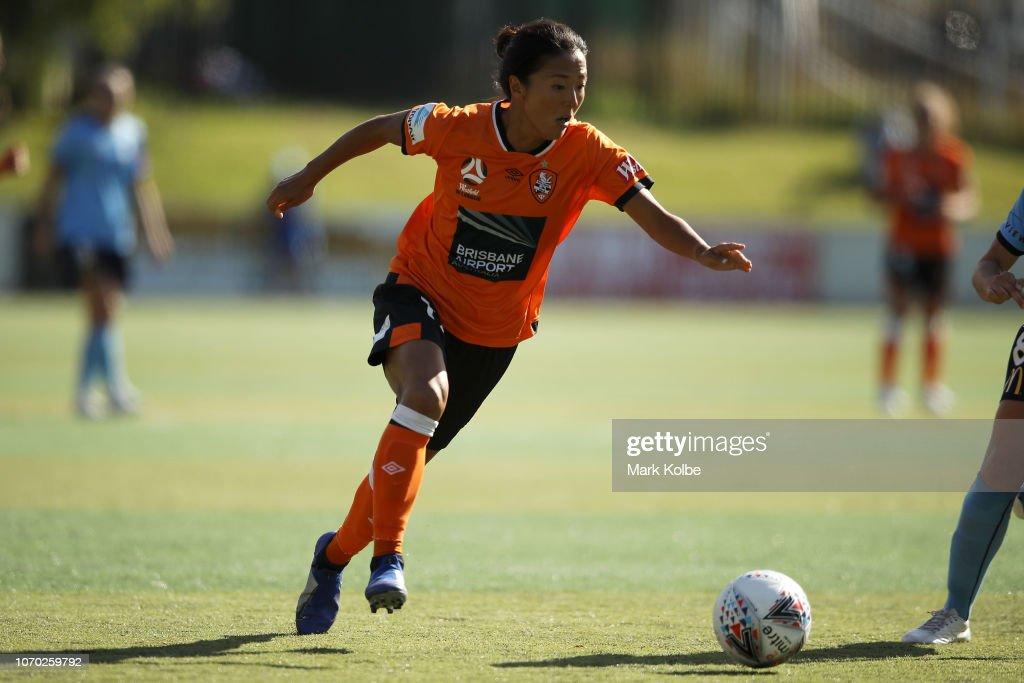 W-League Rd 6 - Sydney v Brisbane : News Photo