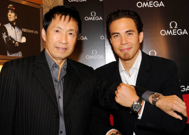 OMEGA Hosts Apolo & Yuki Ohno Father's Day Appearance ...