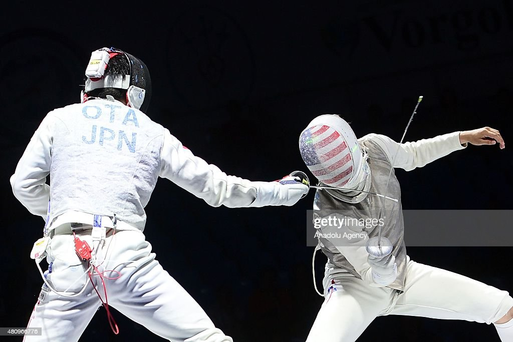 2015 World Fencing Championships - Day 4 : ニュース写真