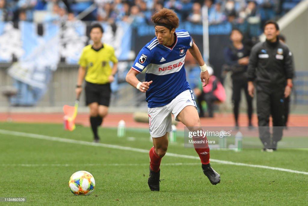 Yokohama F.Marinos v Kawasaki Frontale - J.League J1 : ニュース写真