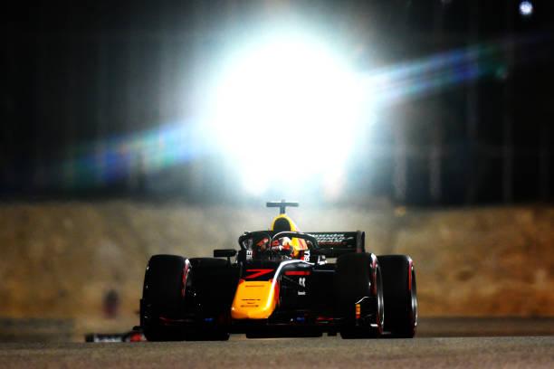 BHR: Formula 2 Championship - Round 12:Sakhir - Practice & Qualifying