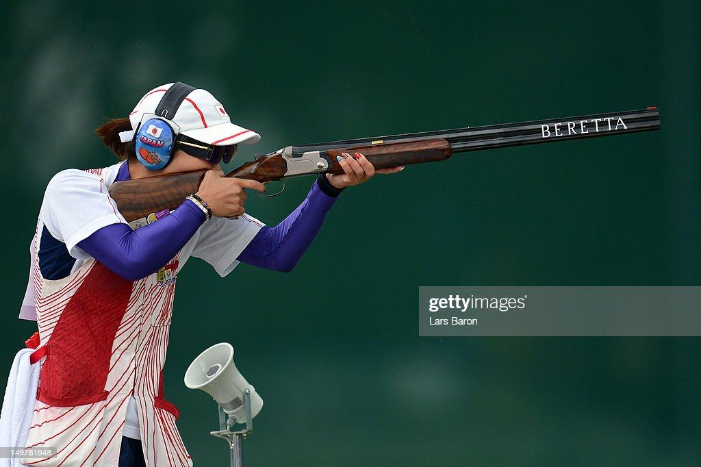 Olympics Day 8 - Shooting : News Photo