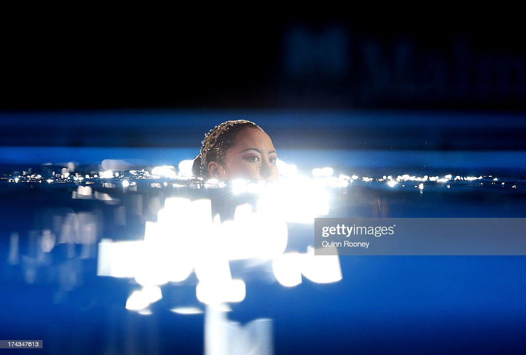 Synchronized Swimming - 15th FINA World Championships: Day Five