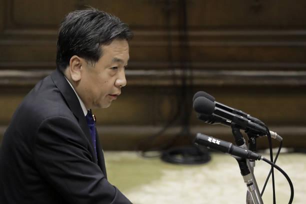 JPN: Japan's Party Leaders' Debate at Parliament