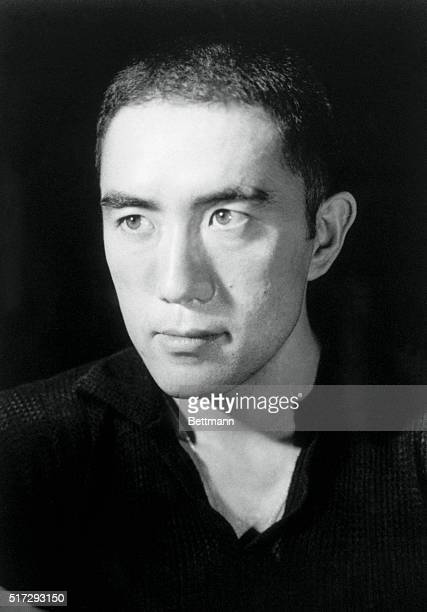 Yukio Mishima, the Japanese novelist who committed harakiri- ceremonial suicide- in 1970 after an abortive attempt to return Japan to her pre-war...
