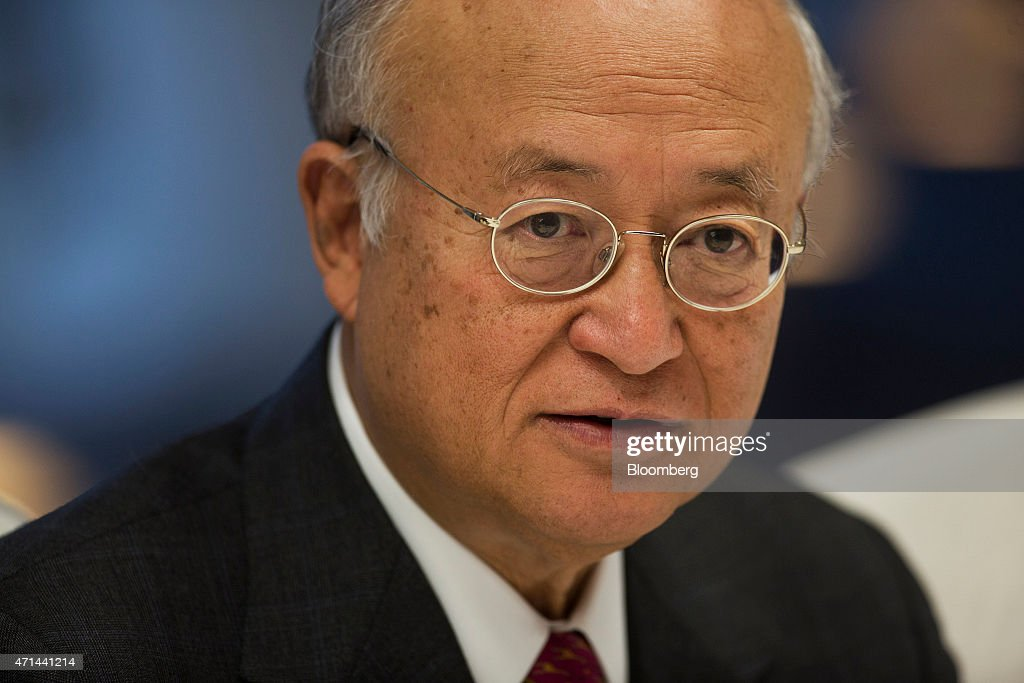 International Atomic Energy Agency  Director General Yukiya Amano Interview