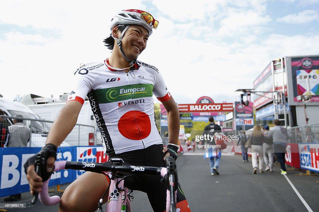 2014 Giro d'Italia - Stage Nine : ニュース写真