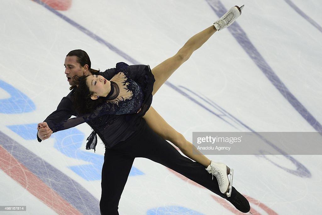 Rostelecom Cup ISU Grand Prix of Figure Skating 2015 : News Photo