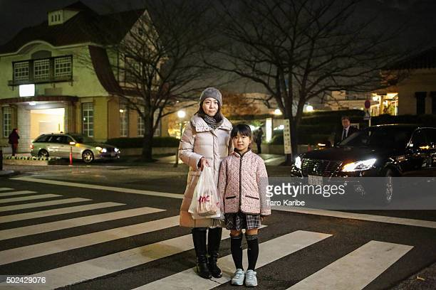 Yuko Nakajima 43 years old and Akari Nakajima 9 years old bought KFC for their family on December 24 2015 in Tokyo Japan Some of the popular ways to...