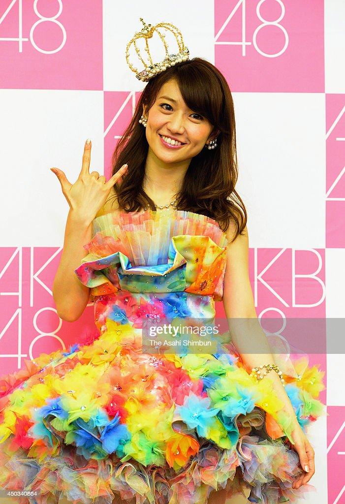 Yuko Oshima Graduates From AKB48