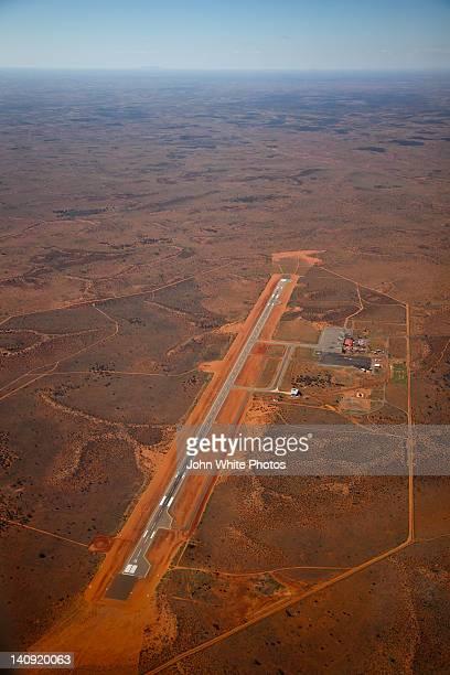Yulara Airport. Northern Territory. Australia