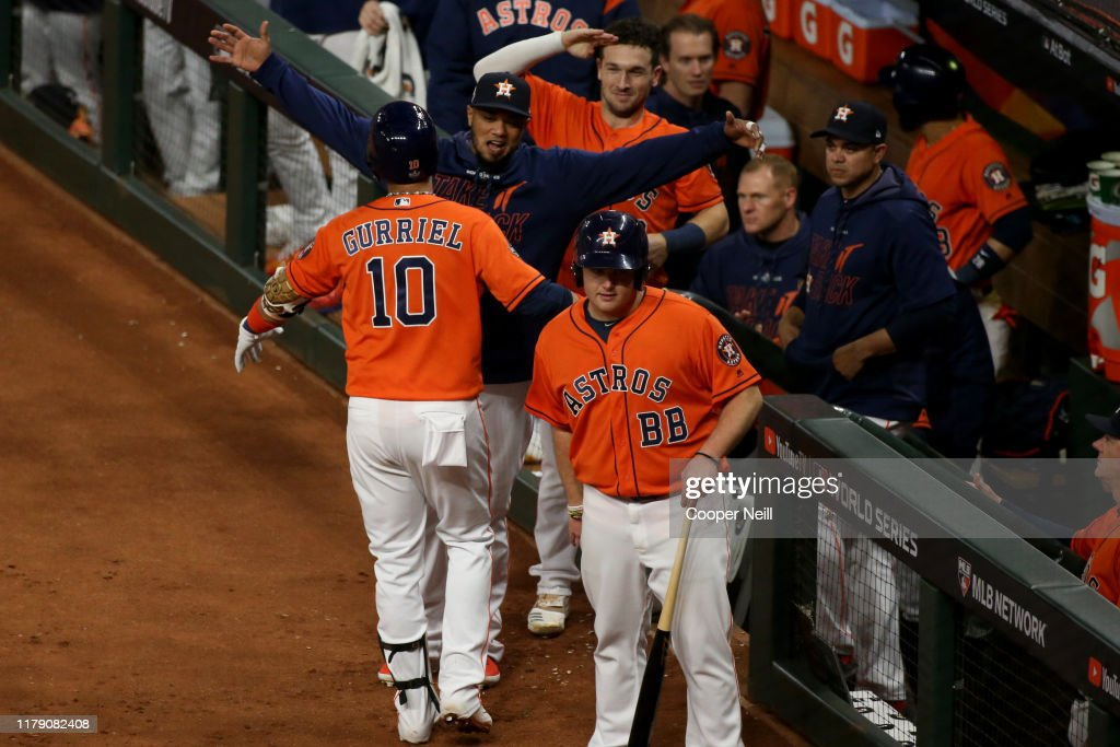 2019 World Series Game 7 - Washington Nationals v. Houston Astros : News Photo