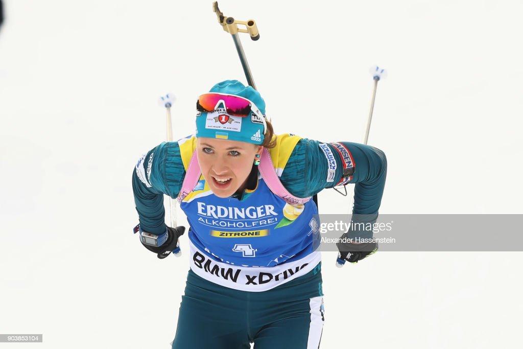 IBU Biathlon World Cup - Women's Individual : News Photo
