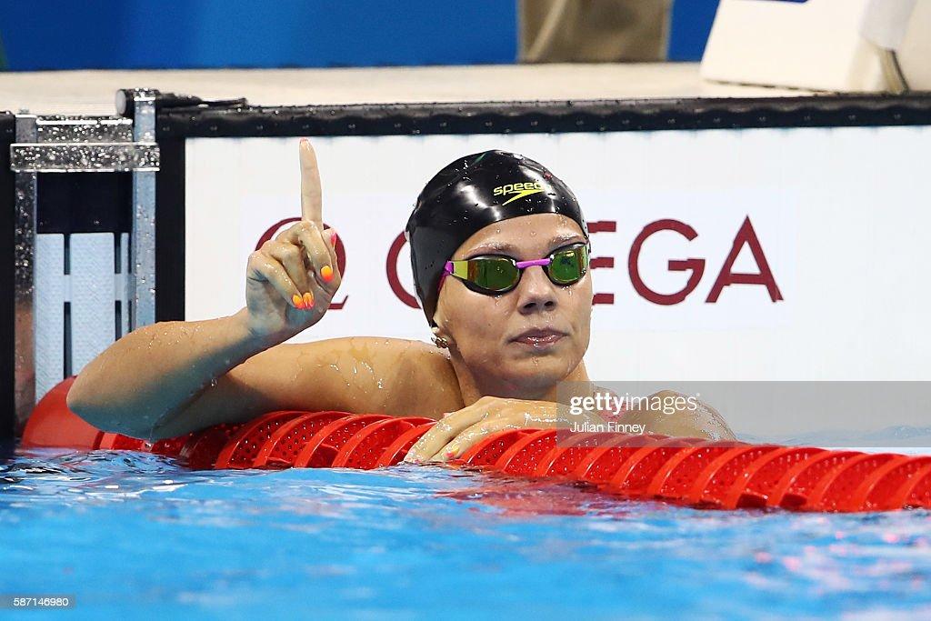 Swimming - Olympics: Day 2 : News Photo