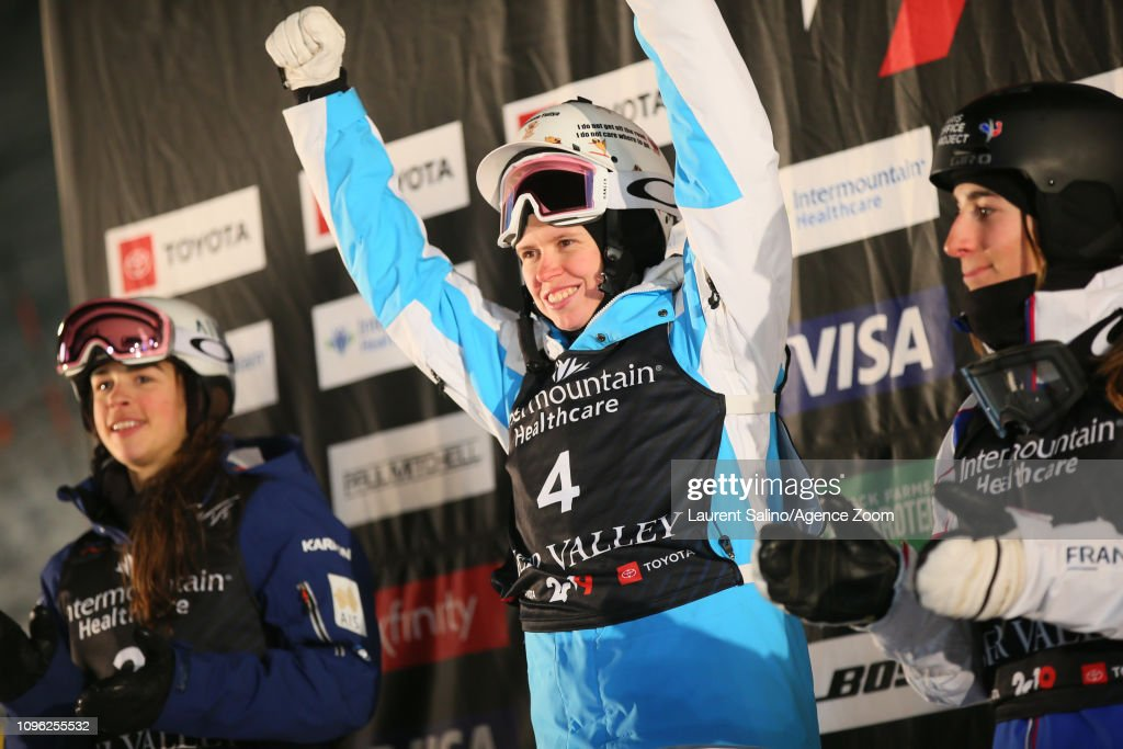 FIS World Freestyle Ski Championships - Men's and Women's Moguls : News Photo