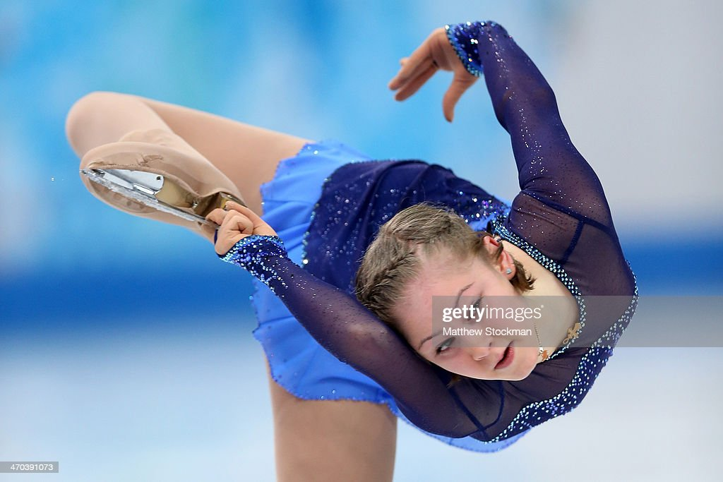 Figure Skating - Winter Olympics Day 12 : Nachrichtenfoto