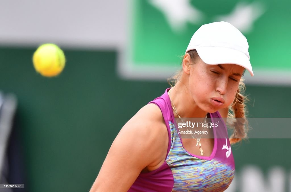 French Open tennis tournament 2018 - Day 10