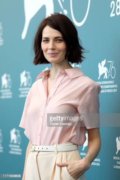 Yulia Snigir attends The New Pope photocall during the 76th Venice Film Festival at Sala Grande on September 01 2019 in Venice Italy