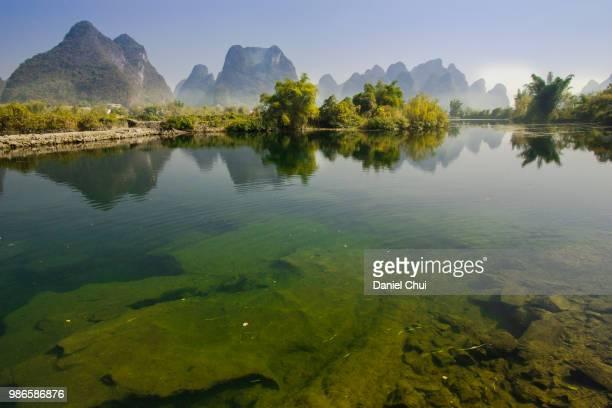 YuLongRiver,YangShuo,China