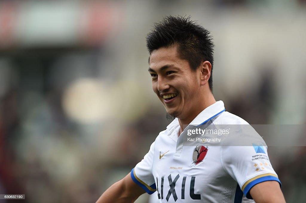 Yokohama F. Marinos vs Kashima Antlers - The 96th Emperor's Cup Semi Final
