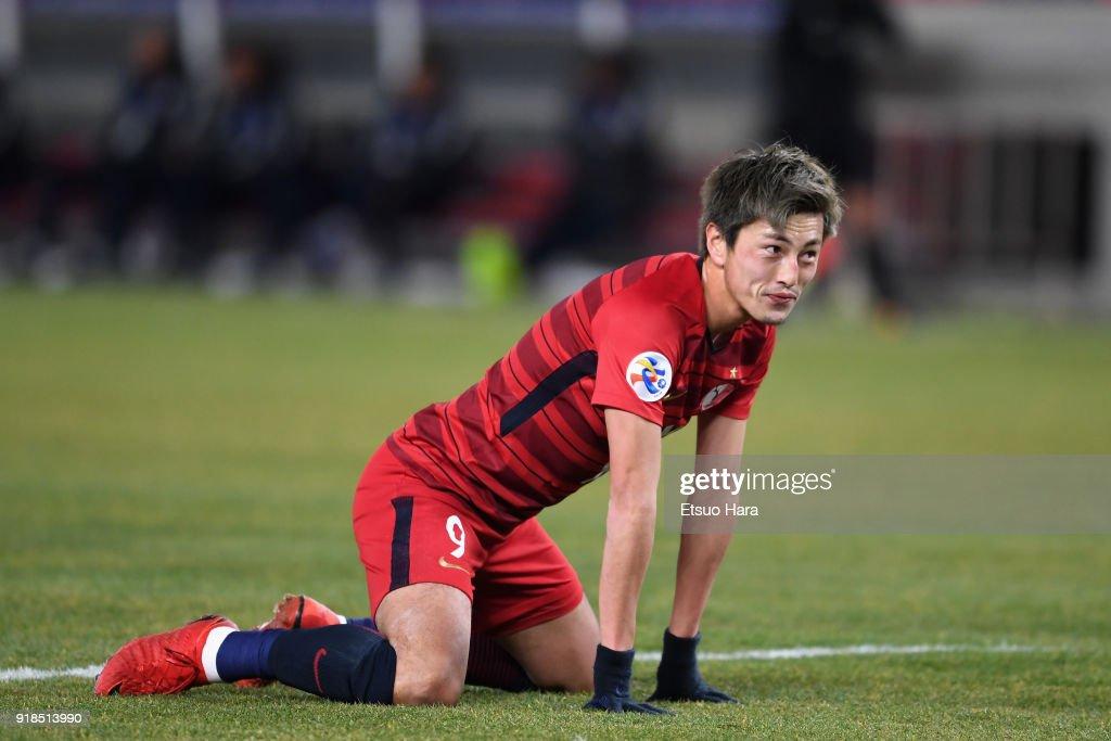 Kashima Antlers v Shanghai Shenhua - AFC Champions League Group H