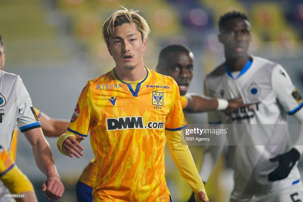 STVV v Club brugge - Pro League : News Photo