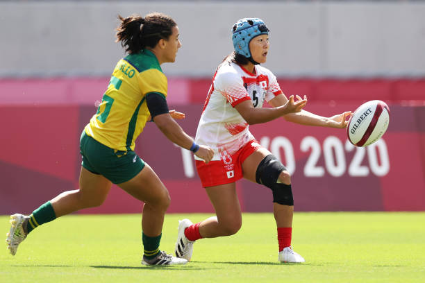 JPN: Rugby - Olympics: Day 8