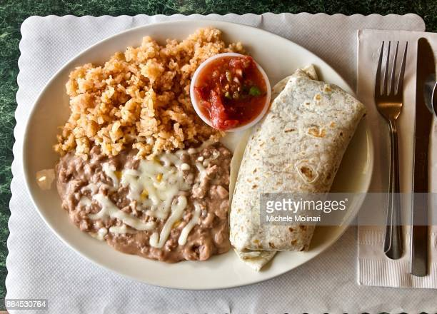 yummy burrito - burrito stock pictures, royalty-free photos & images