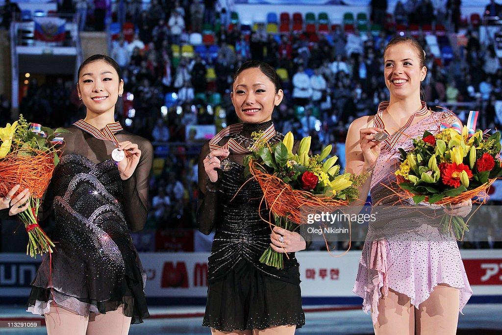 2011 World Figure Skating Championships - Day 7 : ニュース写真