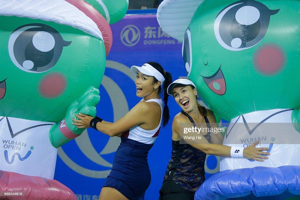 2017 Wuhan Open - Semi-Finals