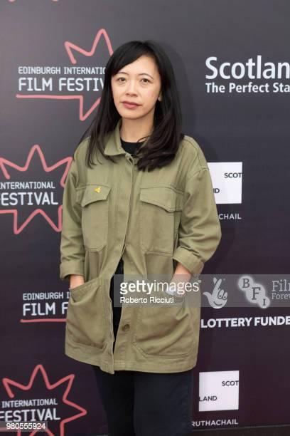 Yung Kha attends a photocall during the 72nd Edinburgh International Film Festival at Cineworld on June 21 2018 in Edinburgh Scotland