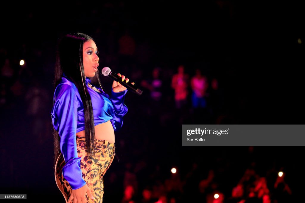 2019 BET Experience STAPLES Center Concert Sponsored By Sprite - Night 3 : News Photo