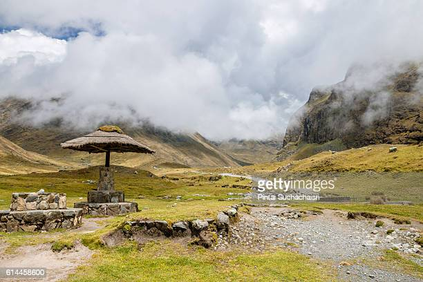 Yungas Valley on El Choro Trail