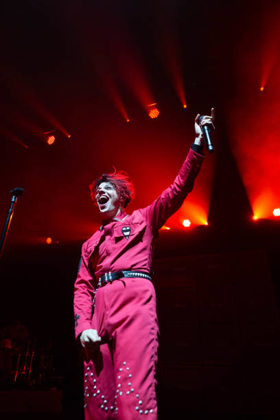 GBR: Yungblud Performs At Pavillions, Plymouth