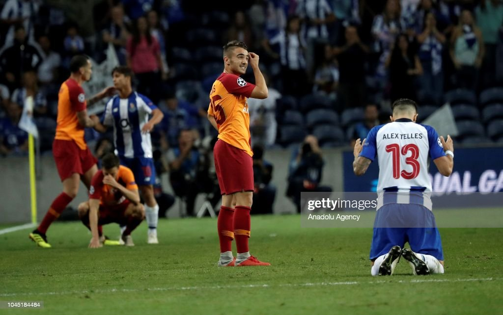 Porto FC vs Galatasaray: UEFA Champions League : News Photo