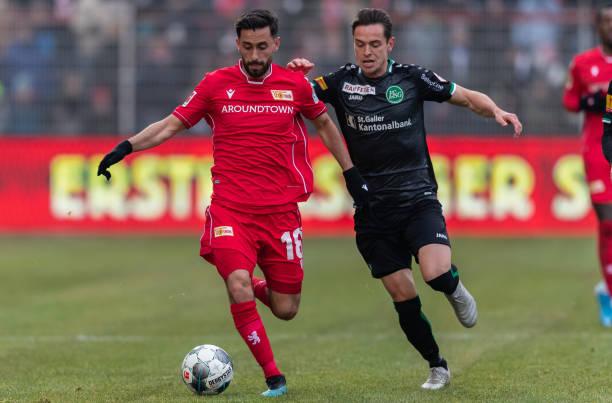 DEU: 1. FC Union Berlin v St. Gallen - Friendly Match