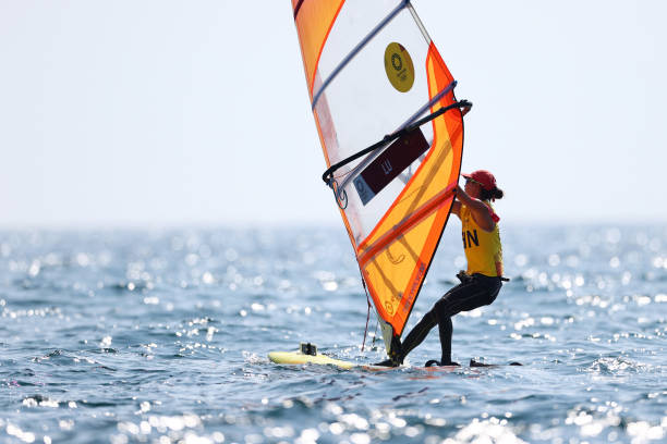 JPN: Sailing - Olympics: Day 8