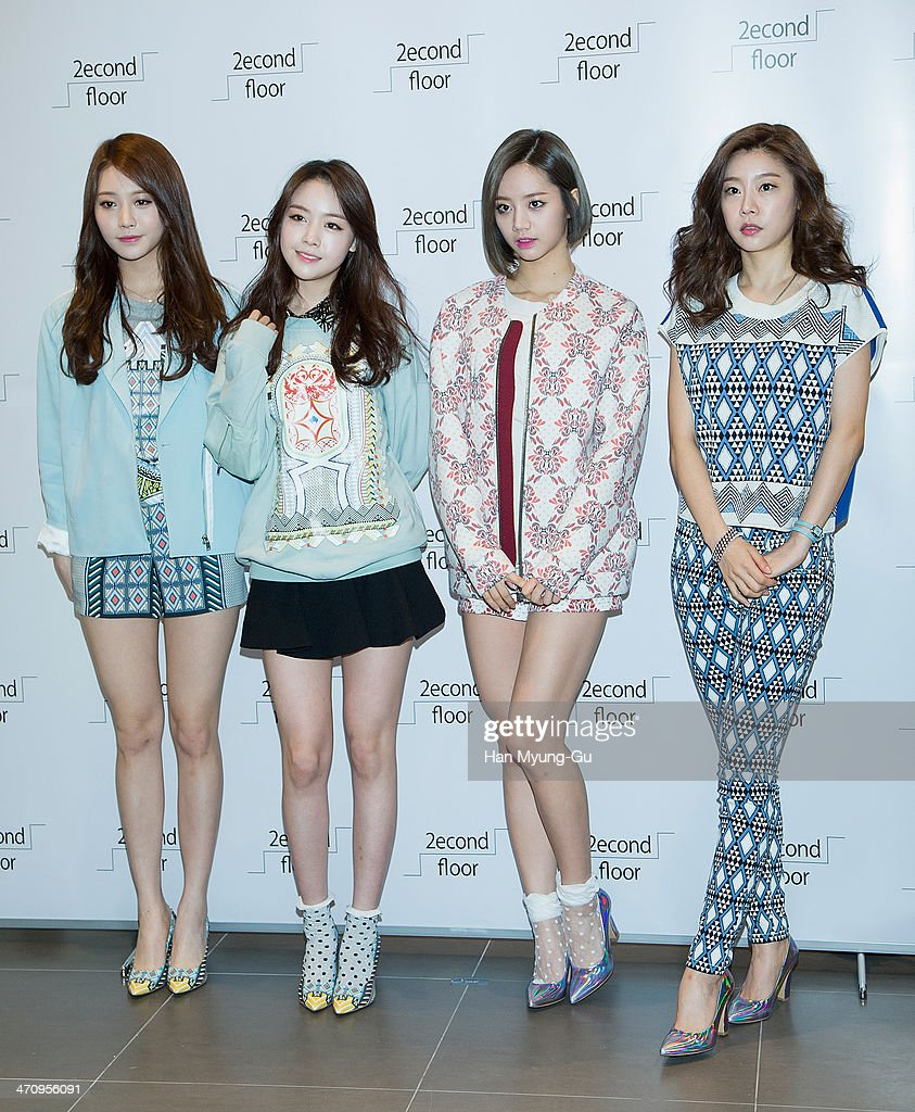 """""""2econd Floor"""" Jamsil Lotte Department Store Opening In Seoul"""