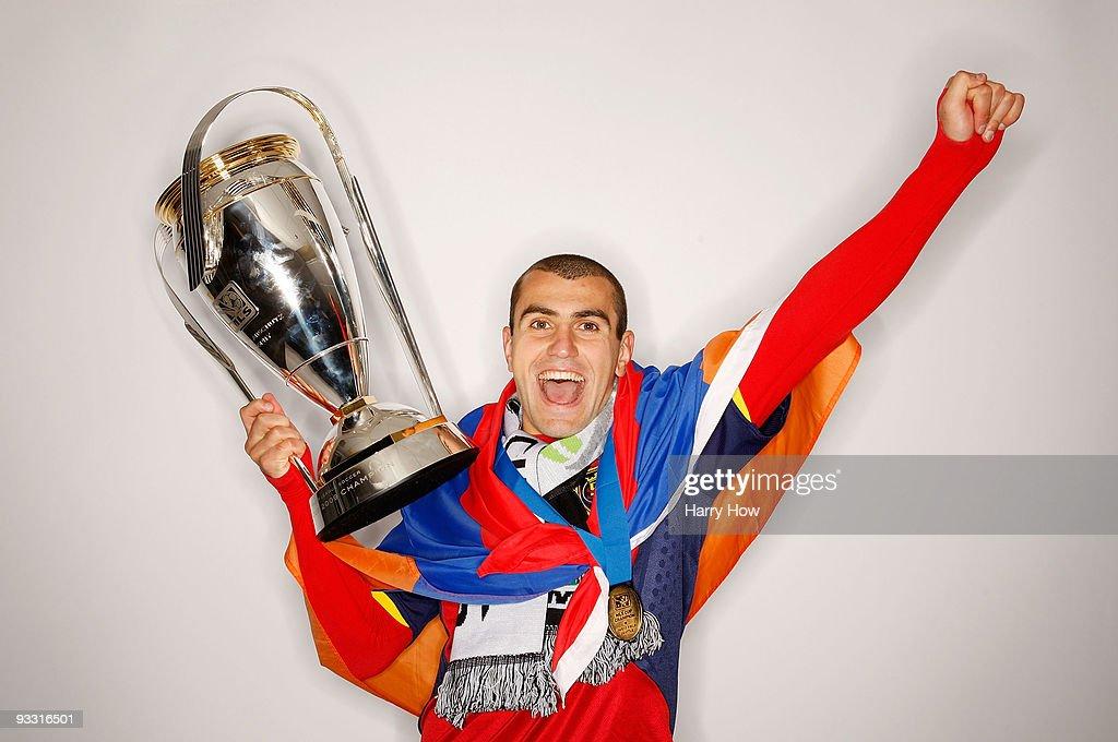 MLS Cup Portraits : News Photo