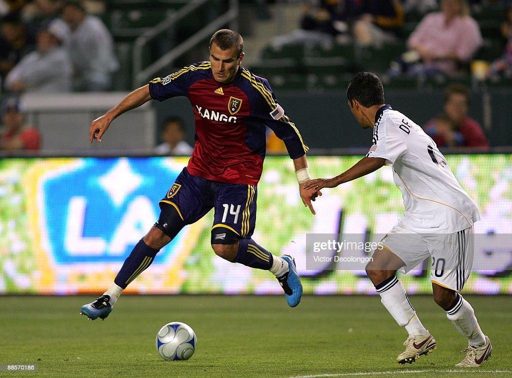 Real Salt Lake v Los Angeles Galaxy : News Photo
