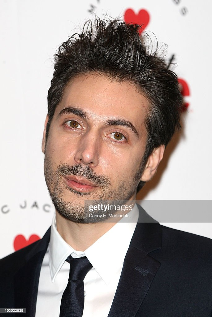 Yuri Buzzi attends the launch party announcing Marc Jacobs as the Creative Director for Diet Coke in 2013 on March 11, 2013 in London, England.