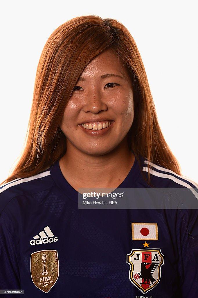 Japan Portraits - FIFA Women's World Cup 2015 : News Photo