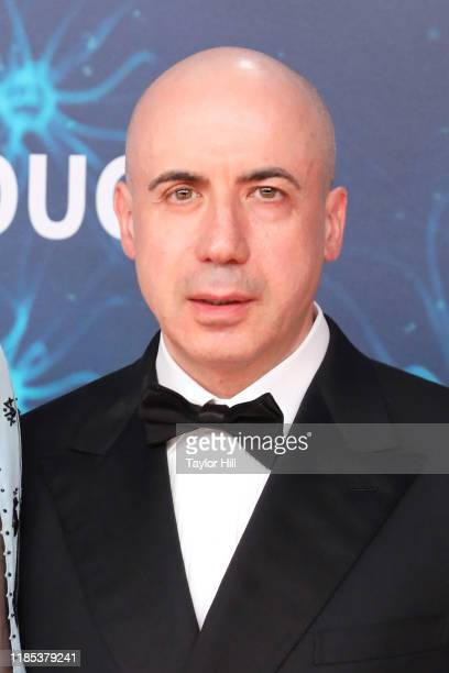 Yuri Milner attends the 2020 Breakthrough Prize Ceremony at NASA Ames Research Center on November 03 2019 in Mountain View California