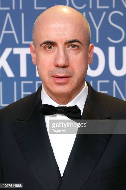 Yuri Milner attends the 7th Annual Breakthrough Prize Ceremony at NASA Ames Research Center on November 4 2018 in Mountain View California