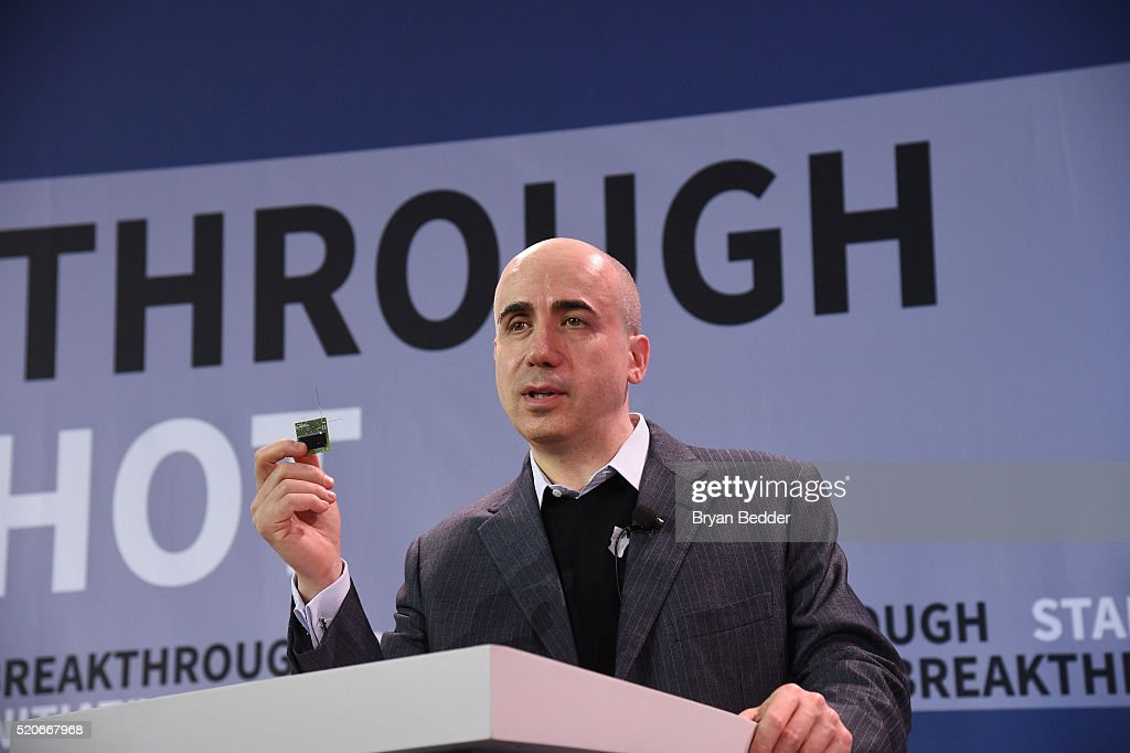 Yuri Milner, Breakthrough Prize and DST Global Founder